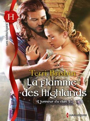cover image of La flamme des Highlands