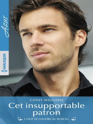 cover image of Cet insupportable patron