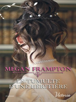 cover image of Le tumulte d'une héritière