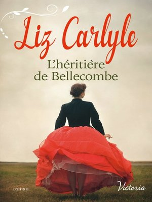 cover image of L'héritière de Bellecombe