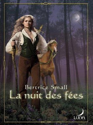 cover image of La nuit des fées