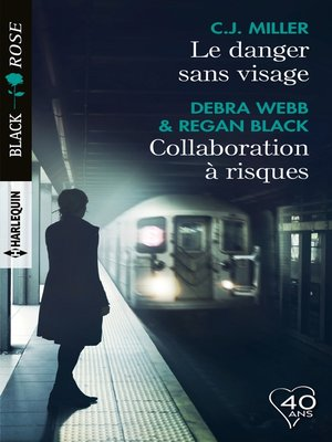cover image of Le danger sans visage--Collaboration à risques