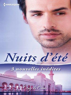 cover image of Nuits d'été