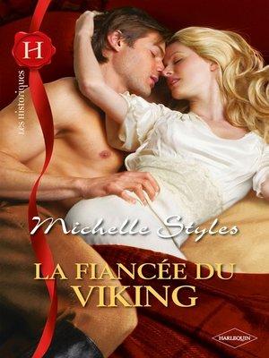 cover image of La fiancée du viking