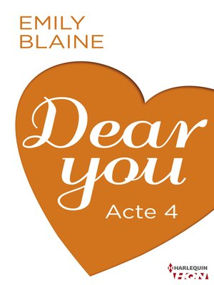 cover image of Dear You--Acte 4