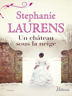 cover image of Un château sous la neige