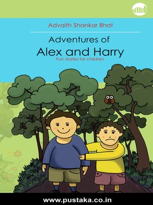cover image of Adventures of Alex and Harry