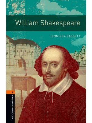 cover image of William Shakespeare  (Oxford Bookworms Series Stage 2)