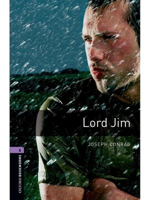 cover image of Lord Jim  (Oxford Bookworms Series Stage 4): 本編