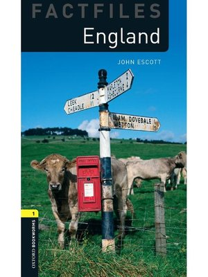 cover image of England Factfiles  (Oxford Bookworms Series Stage 1)