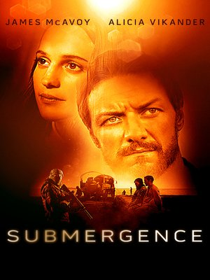 cover image of Submergence