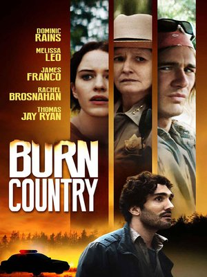 cover image of Burn Country