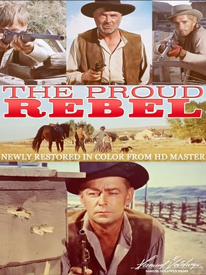 cover image of Proud Rebel