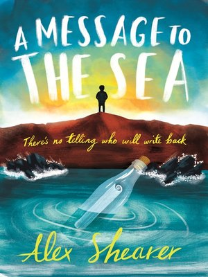cover image of A Message to the Sea