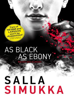 cover image of As Black as Ebony