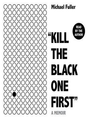 "cover image of ""Kill the Black One First"""