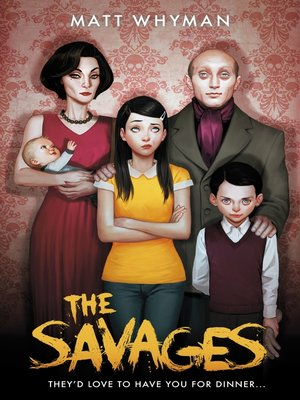 cover image of The Savages