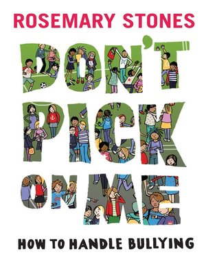 cover image of Don't Pick On Me
