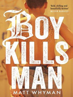 cover image of Boy Kills Man