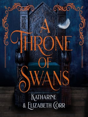 cover image of A Throne of Swans