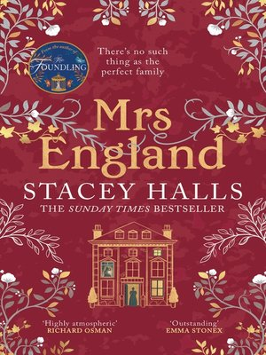 cover image of Mrs England