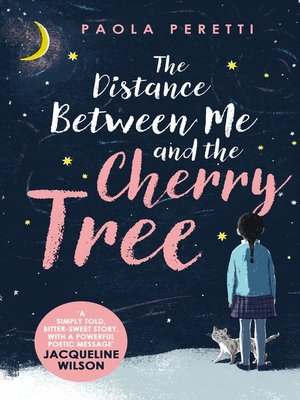 cover image of The Distance Between Me and the Cherry Tree