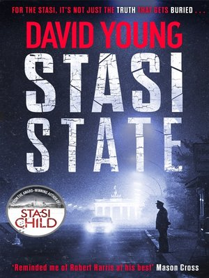 cover image of A Darker State