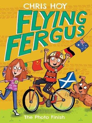 cover image of Flying Fergus 10