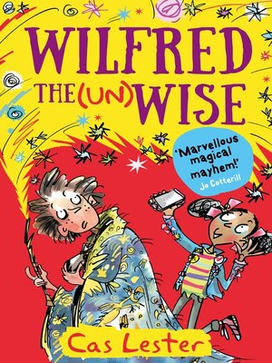 cover image of Wilfred the Unwise