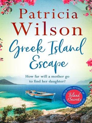 cover image of Greek Island Escape
