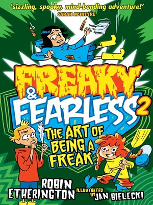 cover image of The Art of Being a Freak