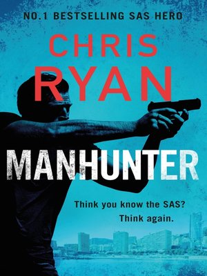 cover image of Manhunter