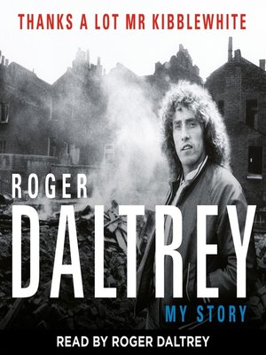 cover image of Roger Daltrey