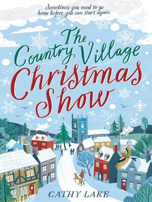 cover image of The Country Village Christmas Show