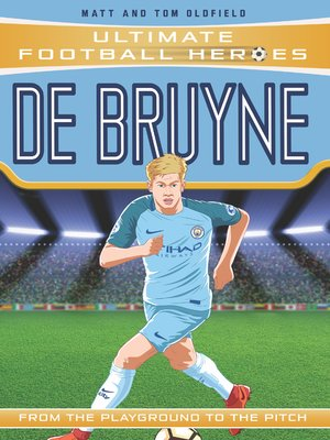 cover image of De Bruyne--Collect Them All! (Ultimate Football Heroes)