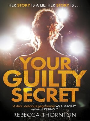 cover image of Your Guilty Secret