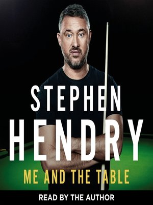 cover image of Me and the Table--My Autobiography