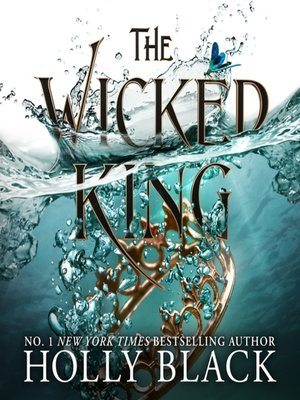 cover image of The Wicked King (The Folk of the Air #2)