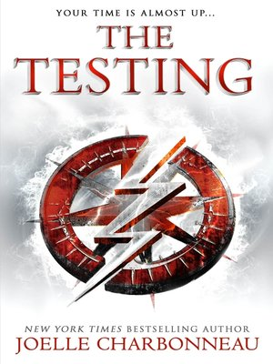 cover image of The Testing