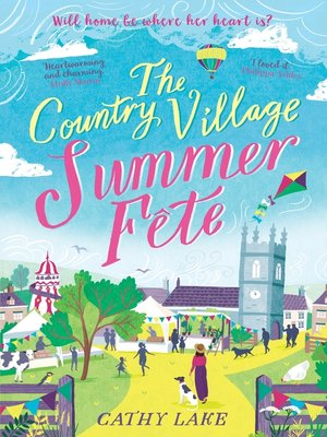 cover image of The Country Village Summer Fete