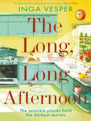 cover image of The Long, Long Afternoon