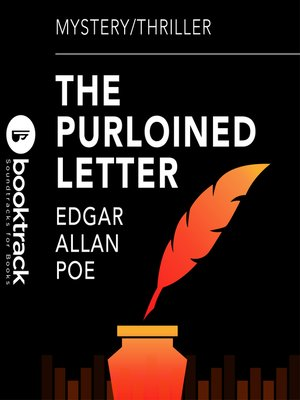cover image of Purloined Letter