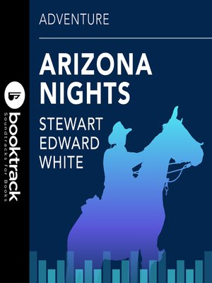 cover image of Arizona Nights