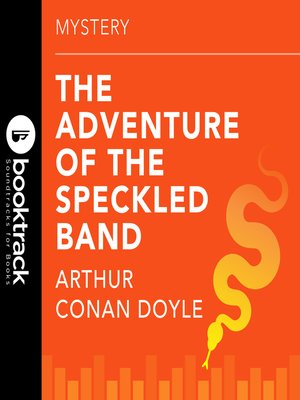 cover image of Adventure of the Speckled Band