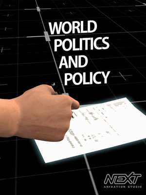 cover image of World Politics and Policy