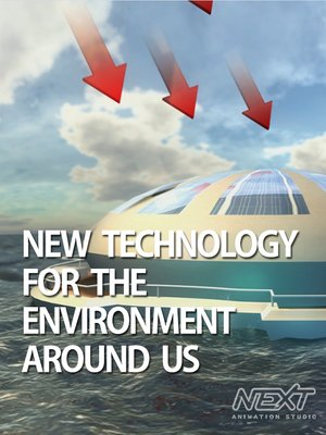 cover image of New Technology for the Environment Around Us
