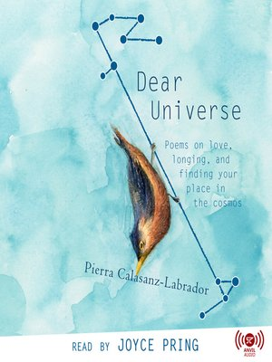cover image of Dear Universe