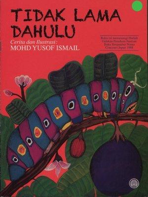 cover image of Tidak Lama Dahulu