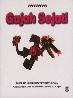cover image of Gajah Sejati
