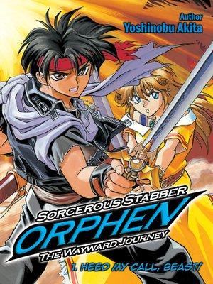 cover image of Sorcerous Stabber Orphen: The Wayward Journey, Volume 1